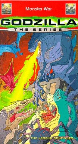 Godzilla The Series, Monster War - Vol. 2 [VHS]