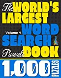 The World's Largest Word Search: 1,000 Puzzles