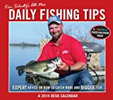 Ken Schultz's Daily Fishing Tips 2014 Box Calendar