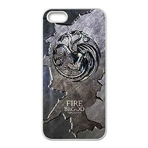 game of thrones duvar Phone Case for iPhone 5S Case