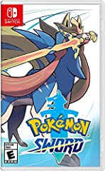 A new generation of Pokémon is coming to the Nintendo Switch system. Become a Pokémon Trainer and embark on a new journey in the new Galar region Choose from one of three new partner Pokémon: Grookey, Scorbunny, or Sobble. In this all new adv...