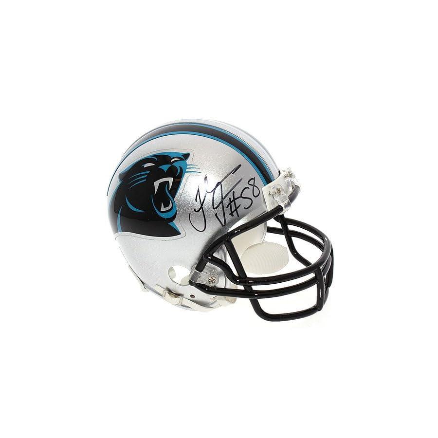 Thomas Davis Autographed Signed Carolina Panthers Mini Helmet JSA Certified Authentic Autographed Signed Mini Helmets