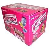 Suet to Go Wild Bird Suet Block Berry N Bugs 300 g (Pack of 6)