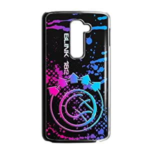 Blink 182 Black LG G2 case