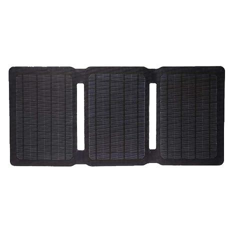 Beautygoods Panel Solar, Cargador Batería Solar portátil de ...