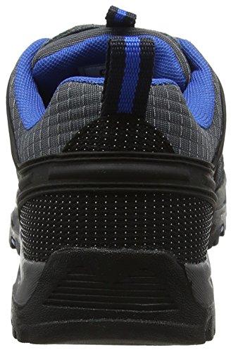 C.P.M. Rigel, Chaussures de Randonnée Basses Mixte Adulte Gris (Grey-zaffiro)