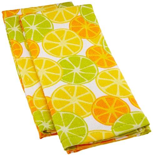 Kitchen Printed Design Absorbent Cotton