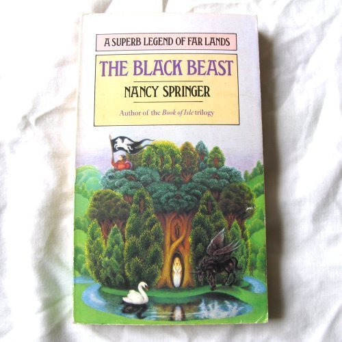The Black Beast Book By Nancy Springer