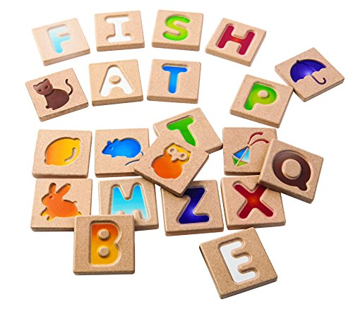 PlanToys Alphabet A-Z