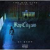THE MIX TAPE VOLUME #2 - RAP CITY 2015 -
