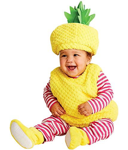 target Hyde & Eek Pineapple Infant Costume 0-6 Months]()