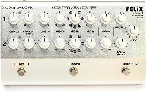 - Grace Design Felix Instrument Preamp/Blender