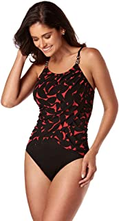 product image for Magicsuit Women's Swimwear Petal Pusher Lisa High Neck Slimming One Piece Swimsuit