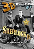 Sherlock Jr. (1924) 3D (Real 3-D Side-By-Side)[NON-US FORMAT, PAL]