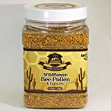 Nanowell® - Arizona Desert Wildflower Bee Pollen Granules 19.75 Oz (1.234 Lb / 560g)