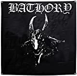 Cheap Bathory Goat Flag Fabric Poster 48 x 48in