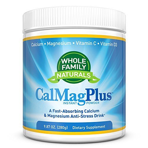 Whole Family Naturals CalMag Plus