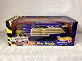 50's FORD MERC WOODIE 2000 Hot Wheels 14th Annual Convention Edition 1:18 Scale