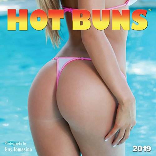 Hot Buns 2019 Wall Calendar
