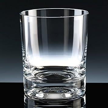 Cristal Balmoral 10 oz Rock grifo mezclador monomando para vaso de cristal con diseño de muñeco con auriculares de Regalos Trophy the engraving Gallery: ...