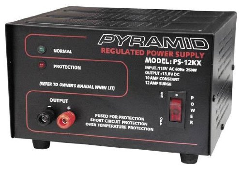 10 Amp Power Supply (Pyramid 10 Amp)