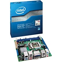 Boxed Intel Desktop Board Executive Series Mini-ITX Form Factor for Second Generation Intel Core Family Processors BOXDQ67EPB3