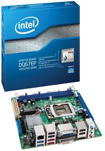 (Boxed Intel Desktop Board Executive Series Mini-ITX Form Factor for Second Generation Intel Core Family Processors)