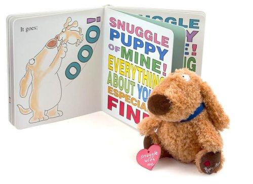 SNUGGLE PUPPY! Book and Plush Toy Set (Sandra Boynton, Boynton on Board) (Boynton Stuffed Animals)
