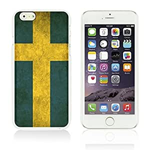 OnlineBestDigitalTM - Flag Pattern Hard Back Case for Apple iPhone 6 (4.7 inch)Smartphone - Sweden