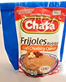 Chata Frijoles Refritos con Chorizo y Queso (Pack of 2) and Tesadorz Resealable Bags