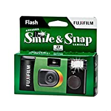 Fujifilm Smile and Snap Single Use Camera with Flash 400 / 27