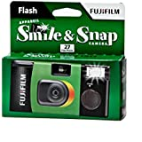 Fujifilm Smile and Snap Single Use Camera with Flash 400 / 27