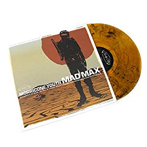 Morricone Youth: Mad Max (Colored Vinyl) Vinyl LP
