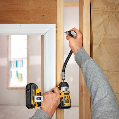 DEWALT DWARAFS Right Angle Flex Shaft, 12