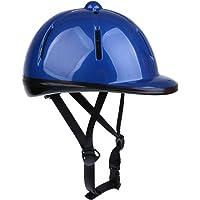 Baoblaze Adjustable Horse Riding Helmet Equestrian Helmet for Kids/Toddlers (48-54cm)