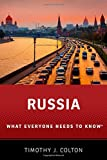 img - for Russia: What Everyone Needs to Know book / textbook / text book