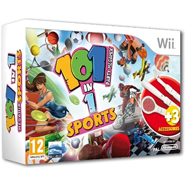 101 in 1 - Sports Party Megamix Bundle : Keine Angabe: Amazon.es: Música