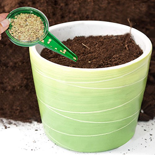 3 Pack Seed Dispenser Sower Seed Spreaders Planter Seeder Tool O6N8 ZC