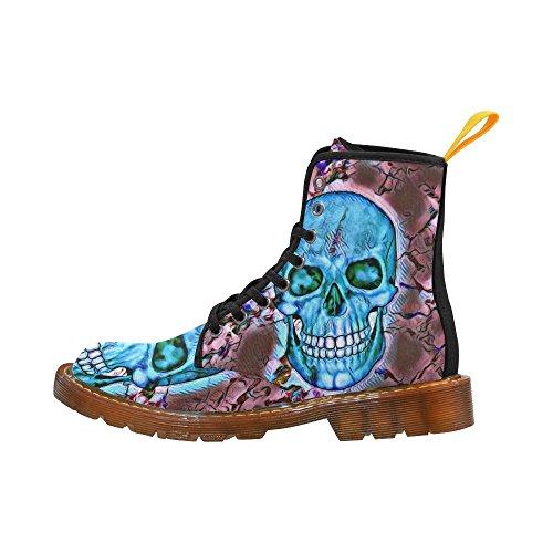 Leinterest Colorful Martin Boots Fashion Shoes Voor Dames
