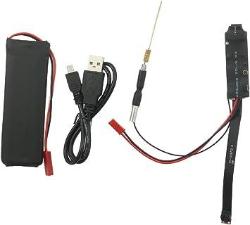 Micro espía WiFi HD SPY SPY P2P cámara micro oculta antena 1080P A001