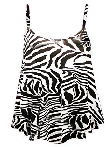 Zebra Cami - 2