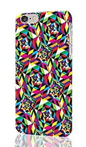 """Bape Pattern Personalized Diy Custom Unique 3D Rough Hard Case Cover Skin For iPhone 6 Plus 5.5"""" inches, Design By Graceworld"""