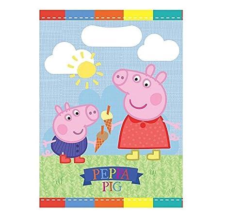 LES COLIS NOIRS LCN Lot 8 bolsita sorpresa Peppa Pig - Bolsa ...
