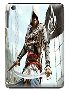 fashionable Design Plastic Assassin's Creed Case Cover for ipad mini