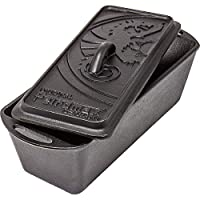 Petromax Kastenform K4 als Bräter, Auflaufform oder Kuchenbackform