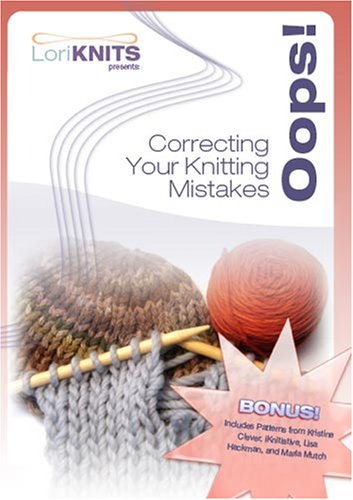 Amazon Com Loriknits Presents Oops Correcting Your Knitting Mistakes Lori Sheffield Dhurat Rosinski Robert Schiffman Sally Simon Lori Sheffield Movies Tv