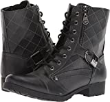 G by GUESS Womens Ggbrittian Round Toe Ankle Fashion Boots, Black, Size 6.5