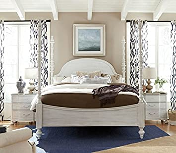 Amazon.com: Paula Deen Home 597290B the Dogwood Bed Complete, King ...