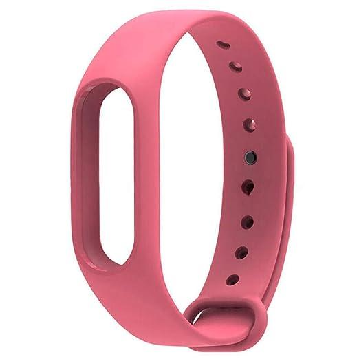 Kentop Pulsera Smartwatch Silicona Reemplazo Correa para Mi ...