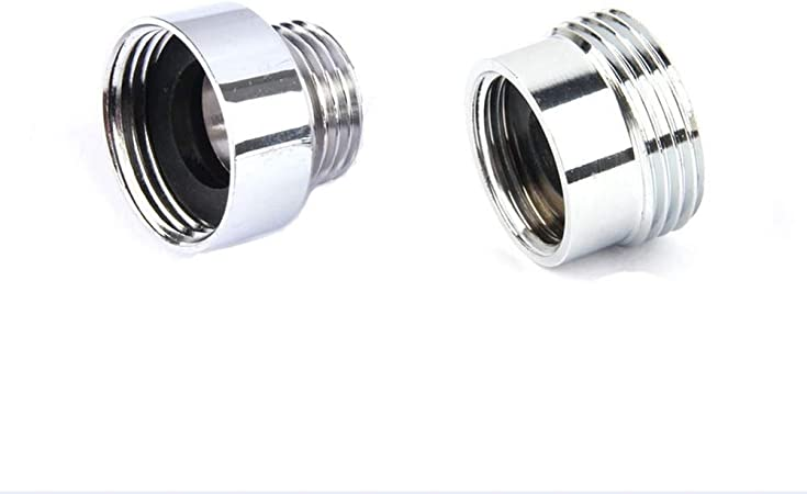 1pc en acier inoxydable 3//4filetage femelle au connecteur 1//2 pour raccords de robinet 1//2 pouce Adaptateur Adaptateur Pistolet /à eau Accessoire